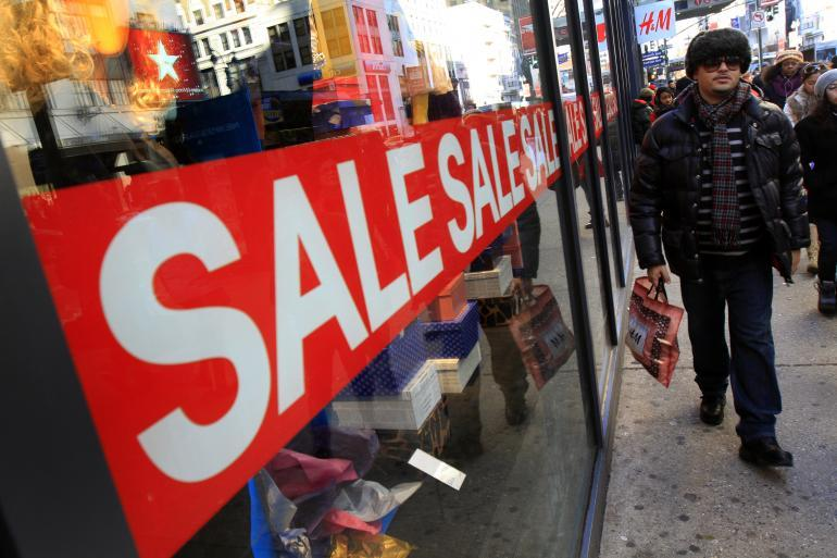 Black Friday 2014 Sales Jump Across The Pond To The UK