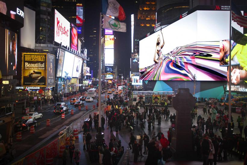 How To Google Times Square