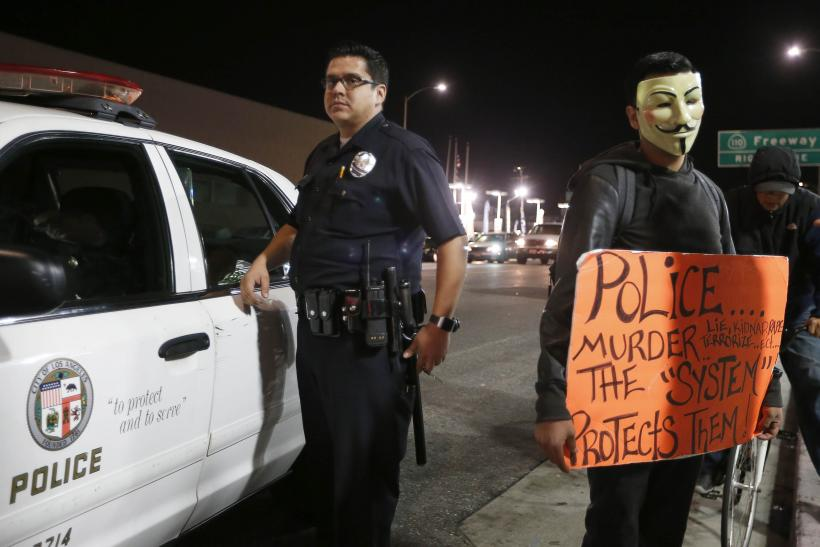 Ferguson Witness Testimony Shows Distrust Of Police