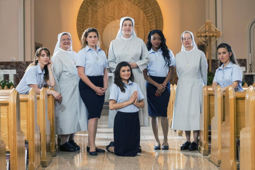 Real Nuns Review Reality Show 'The Sisterhood'
