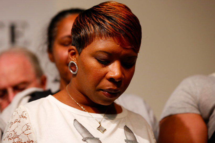 Michael Brown's Mother Speaks Out: Grand Jury Decision Felt Like 'I Had Been Shot'
