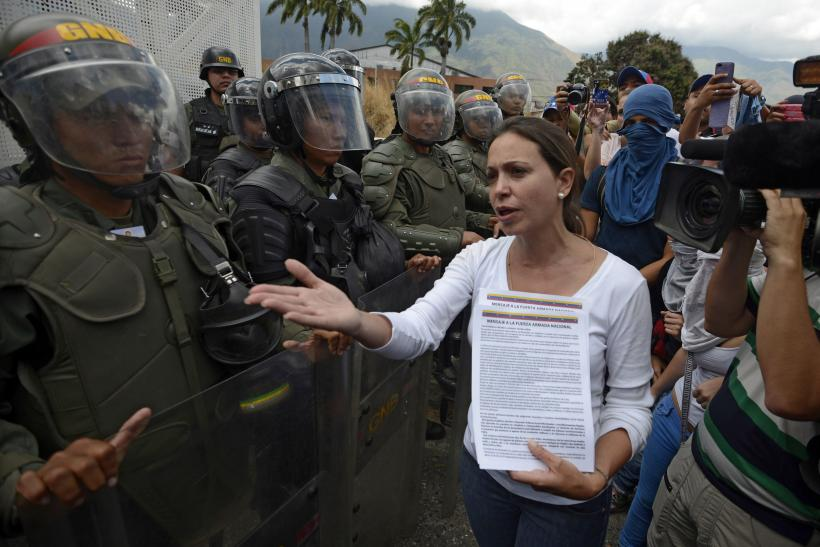Venezuela Opposition Figure To Be Charged With Plot To Assassinate Maduro