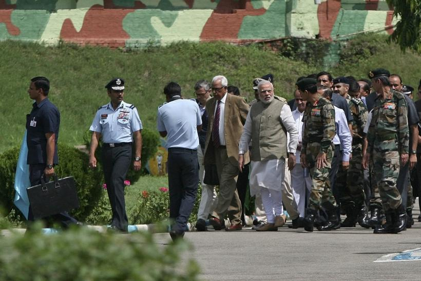 Militants Attack Indian Army Base In Kashmir, 9 Dead