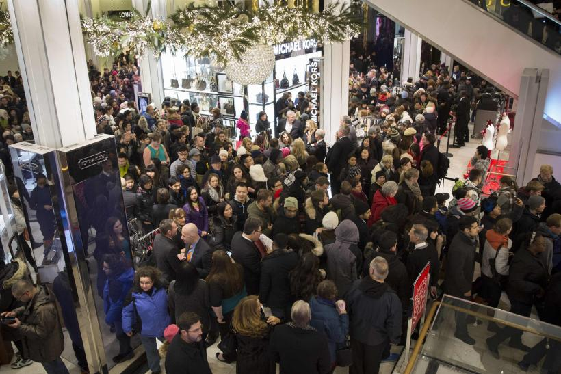 Wall Street's Week Ahead: Cyber Monday 2014 Sales, US November Jobs Report