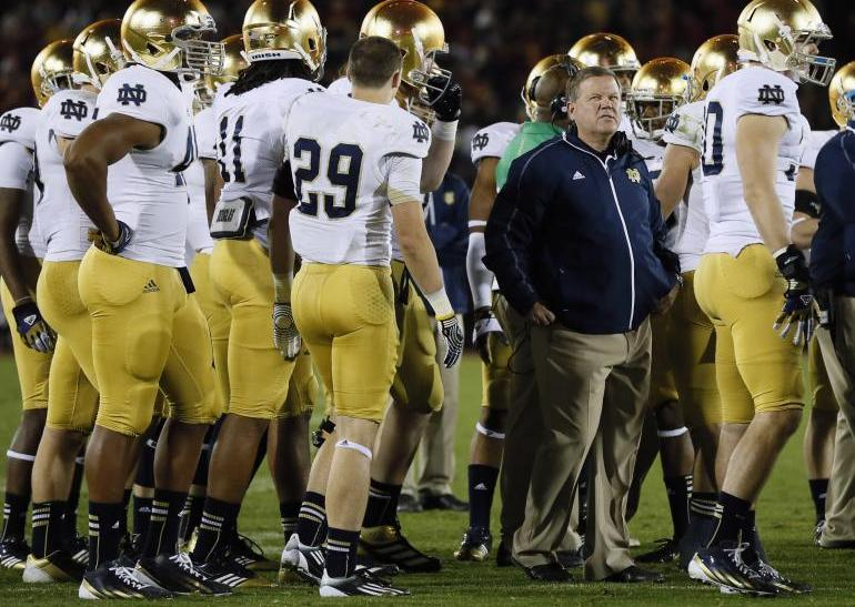 USC Trojans Vs. Notre Dame Fighting Irish 2014: Prediction, Betting Odds And Preview For College Football Rivalry Game