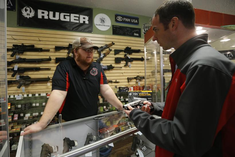 Clock Ticking On Black Friday Gun Background Checks