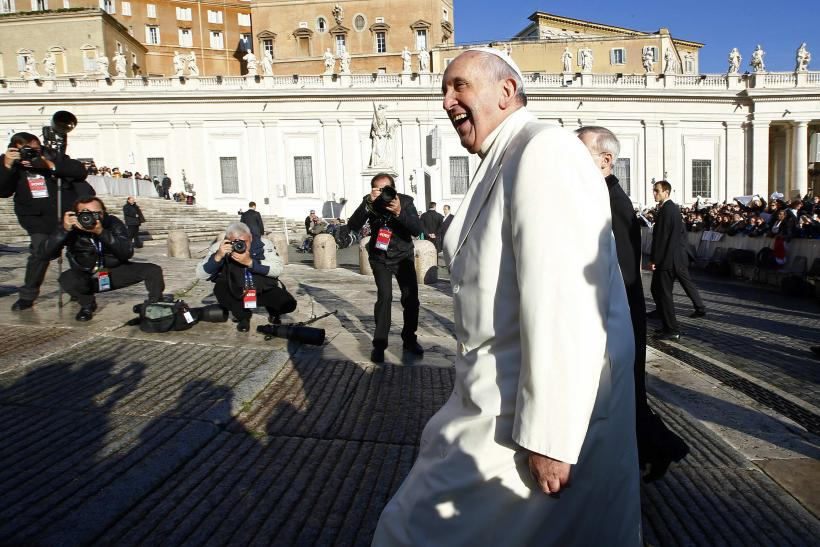 Pope Francis Quotes 2014: 15 Sayings To Share On The Pontiff's Birthday