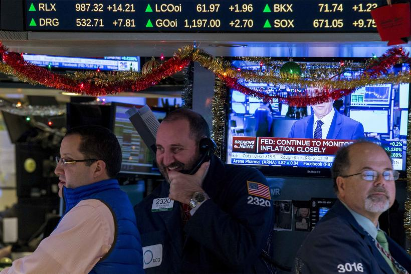 Dow Skyrockets As Oil Prices Rally