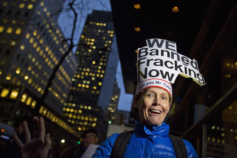New York Fracking Ban Could Embolden Critics