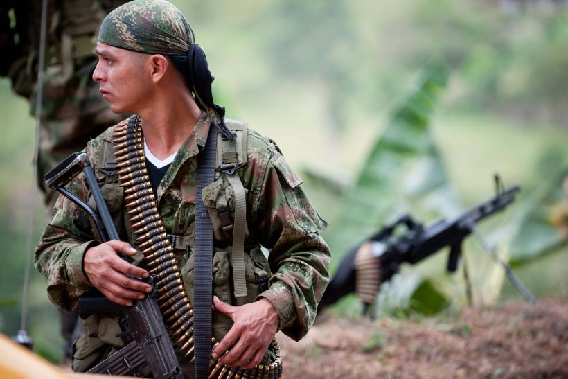 Three Arrested In Europe Over Plot To Sell Weapons To FARC