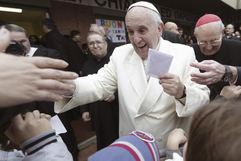 Pope Francis In 2014: Reformer, Diplomat, Media Star