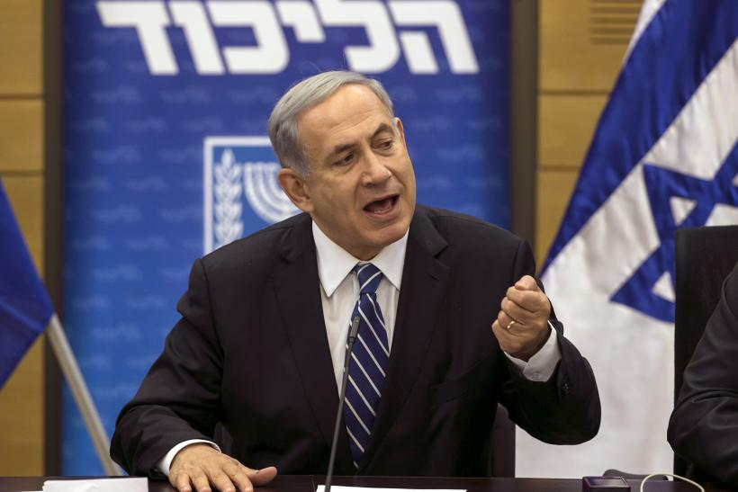 Netanyahu Uses European Censure To Move Against Domestic Rivals
