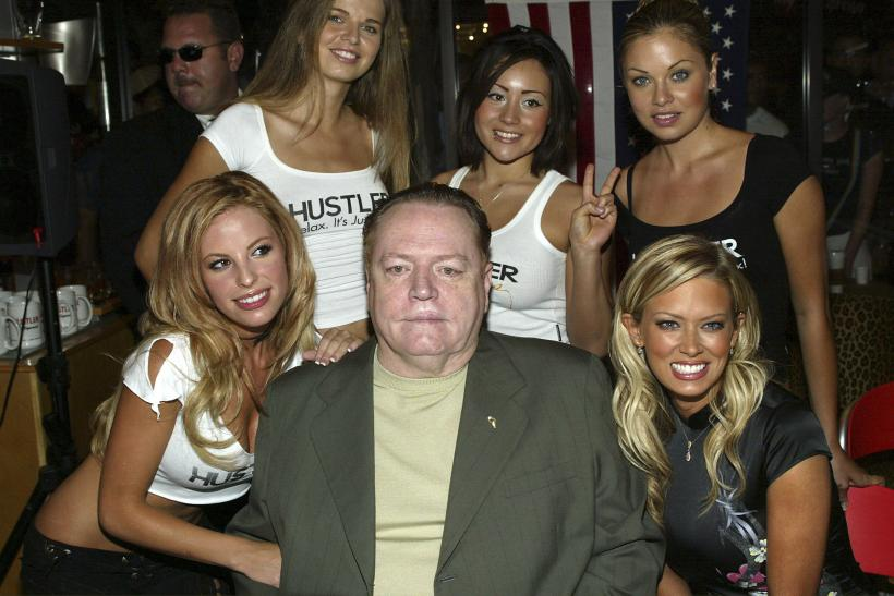 Larry Flynt Announces X-Rated Response To Sony Hack