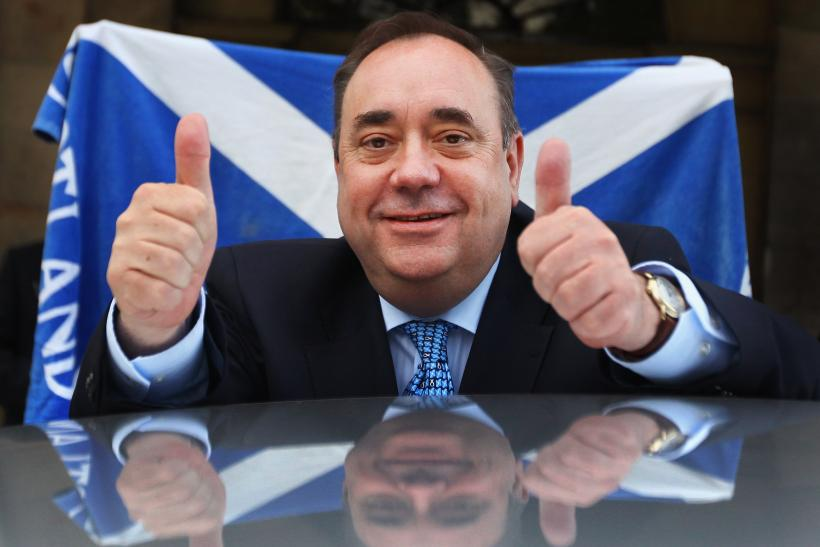 'A Second Scottish Independence Referendum Is On The Horizon', Says Alex Salmond