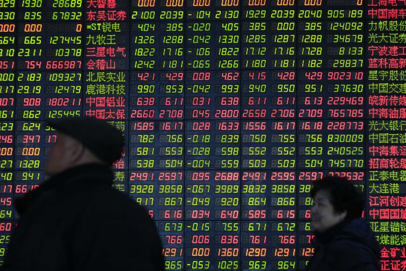 China Investigating Stock-Price Manipulation: Report