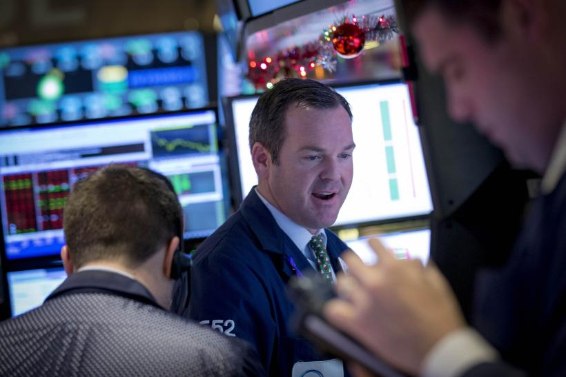Dow Soars With 'Santa Claus Rally' In Sight