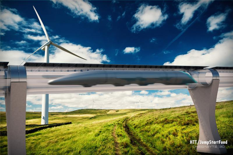 Hyperloop: LA To San Francisco In 30 Minutes For $30