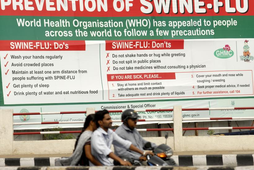 Swine Flu Claims 8 Lives In Southern India, Bird Flu Scare In North