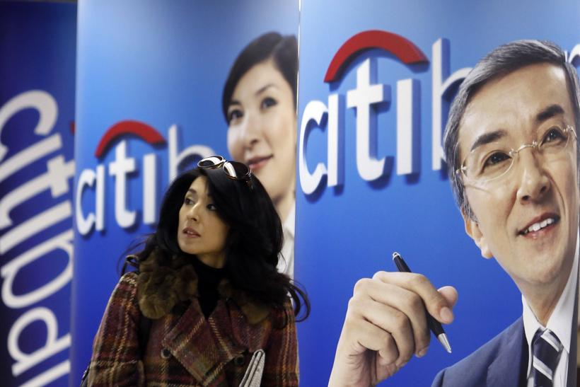 Citigroup To Sell Japan Retail Banking Business To Sumitomo Mitsui