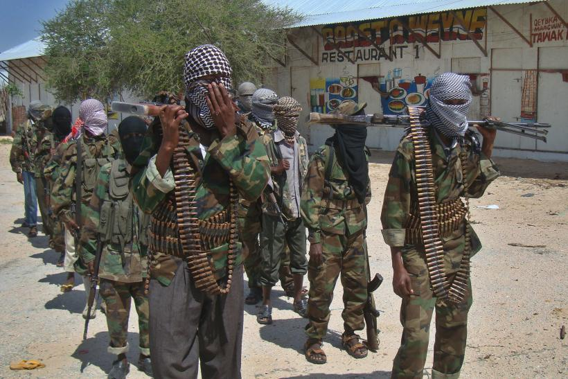 Somali Al-Shabab Militants Attack African Union Base in Mogadishu