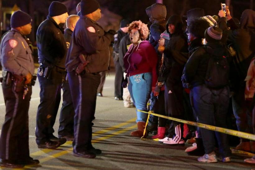 Protests Flare After Missouri Police Killing Of Armed Black Man