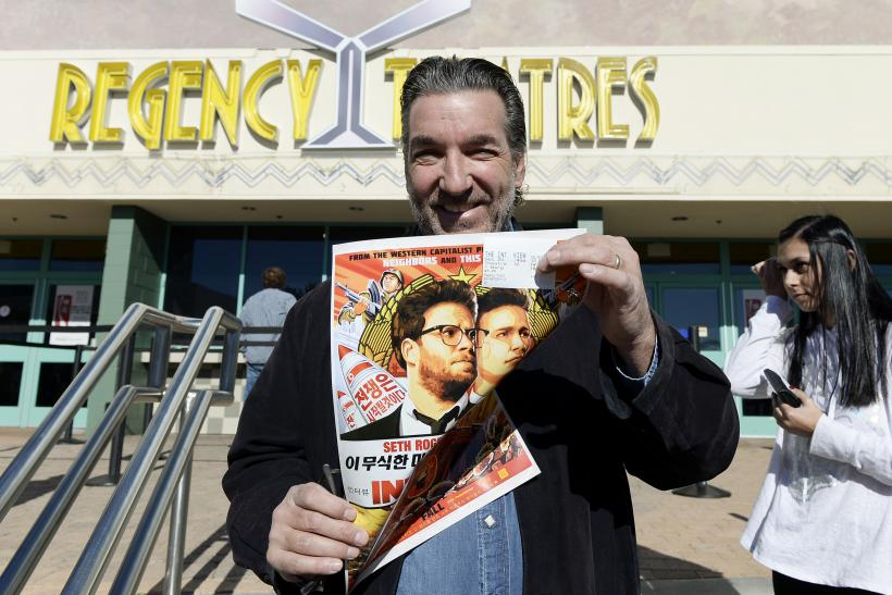 'The Interview' Is A Hit On Illegal Bit Torrent Sites