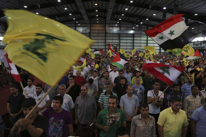 Hezbollah Claims To Have Detained Israeli Spy