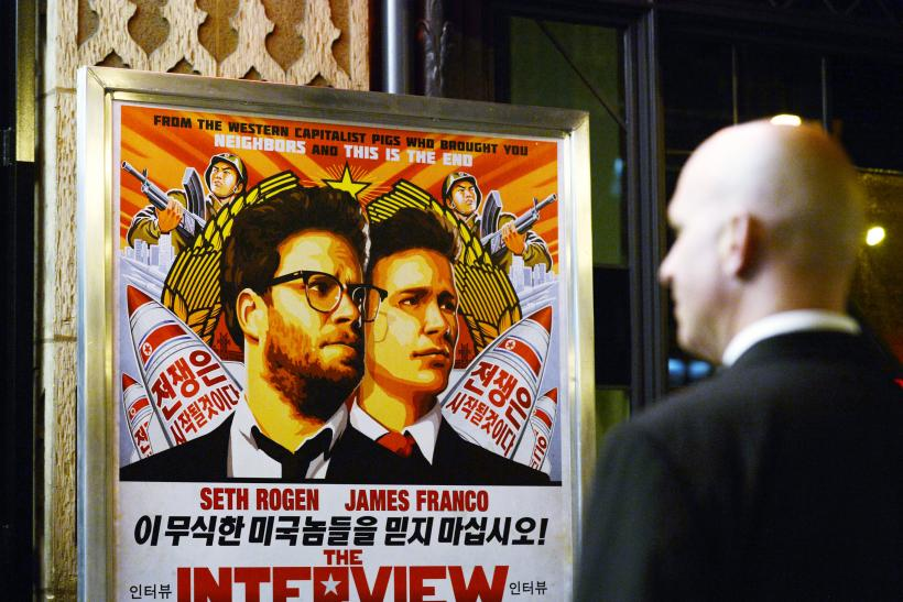 'The Interview' Proves Popular For Illegal Downloads
