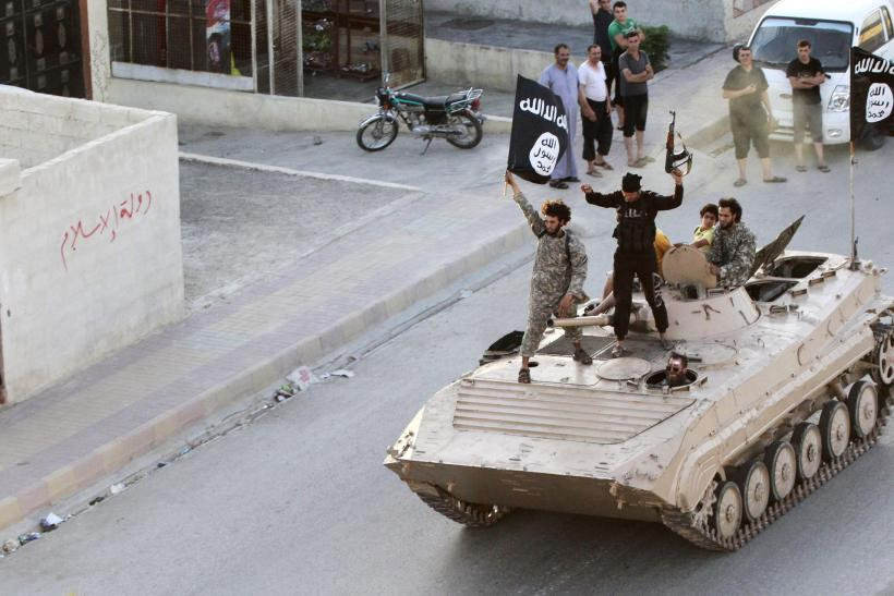 The Islamic State's Strategy For 2015: From Militant Group To Jihadist Government