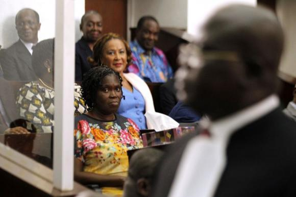 Ivory Coast's Former First Lady On Trial For Role In Post-Election Massacre