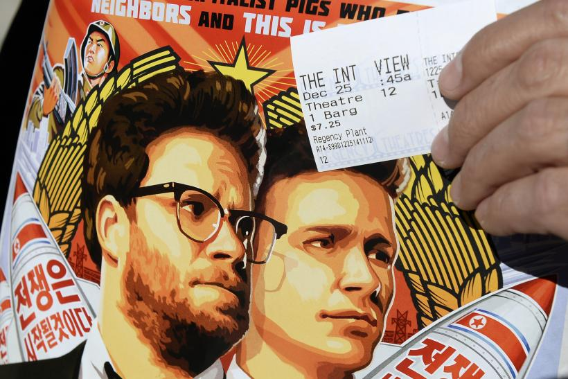 'The Interview' Makes $1M Christmas Day, Helps Other New Releases Exceed Predicted Earnings