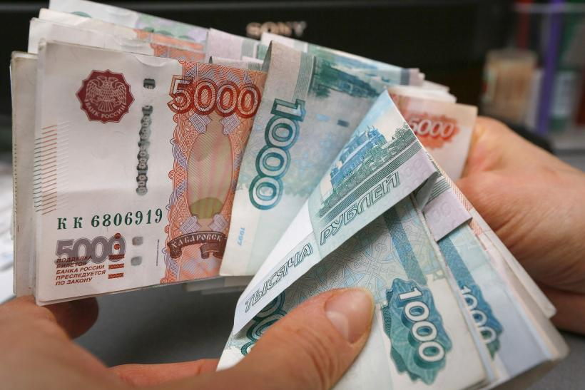 Ruble Rebounds Sharply From Lows As Exporters Sell Dollars