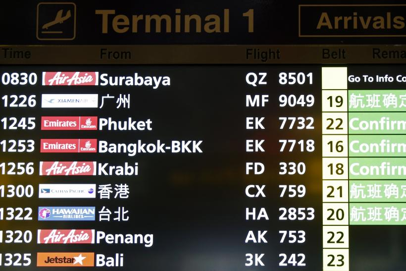 Missing AirAsia Flight Requested Route Change