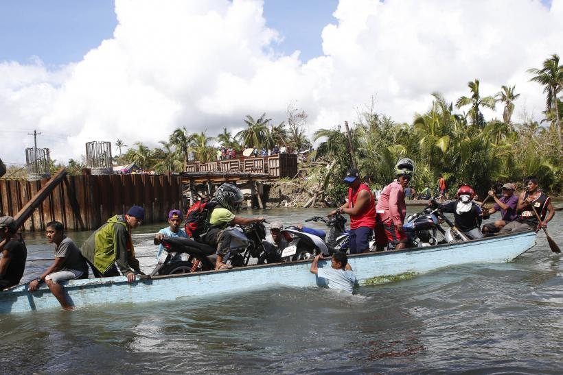 Tropical Storm Seniang Kills 2, Thousands Evacuated In Southern Philippines