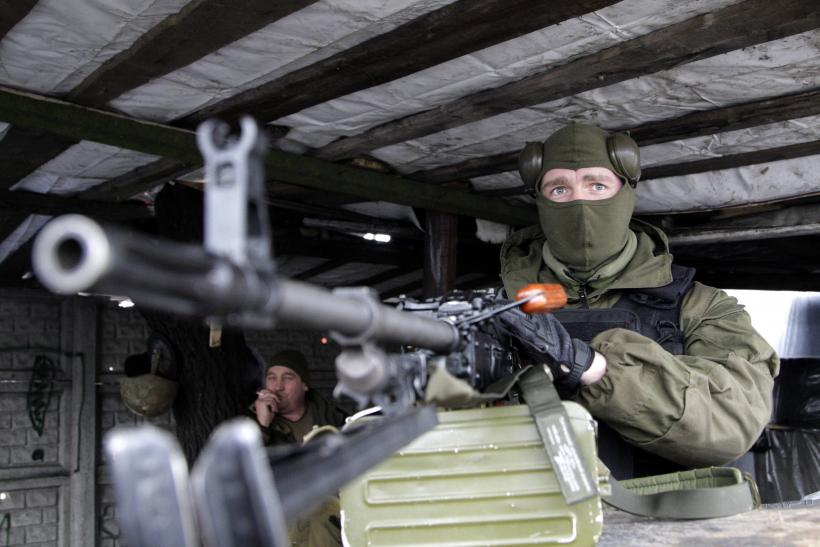 Shelling Kills 14 Civilians In Donetsk