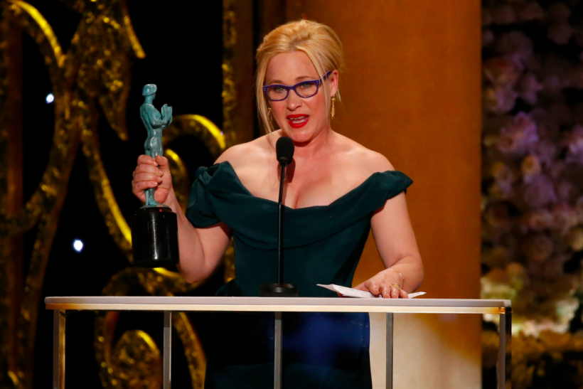 Will Patricia Arquette Win An Oscar? 'Boyhood' Star Snags 2015 SAG Award
