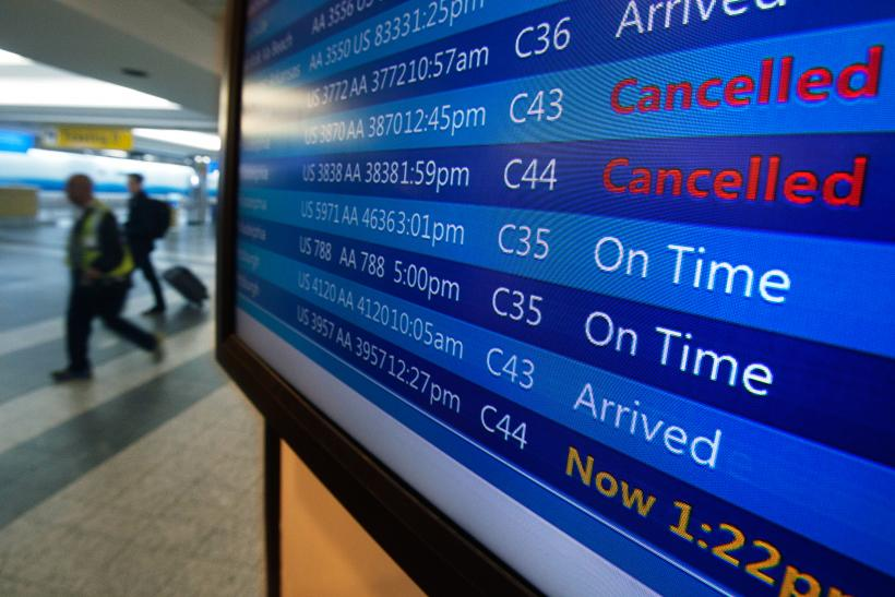 Flight Cancellations: What To Do If Winter Storm Juno Leaves You Stranded