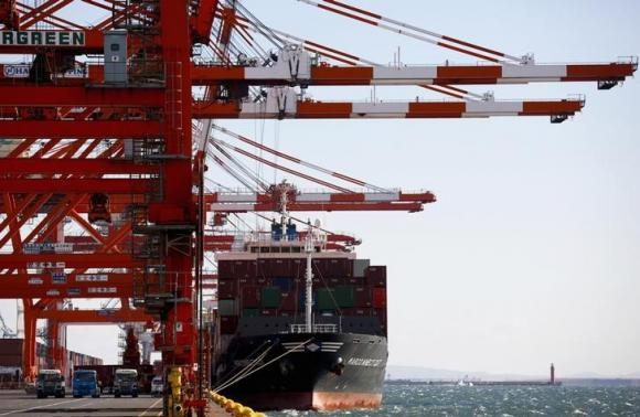 Japan Exports Grow Most In Year, Signaling Steady Recovery From Recession