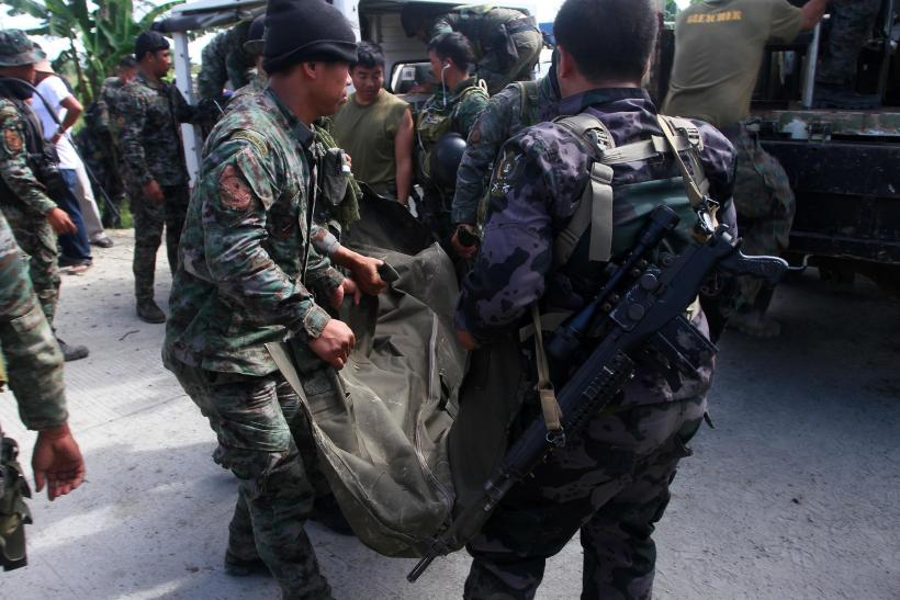 Philippines Police Say 43 Commandos Killed In Clashes With Muslim Rebels
