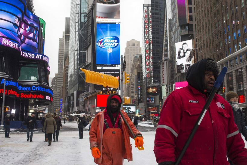Blizzard 2015: Economic Cost Of Juno Likely To Be Relatively Small Despite Subway, Road Closings