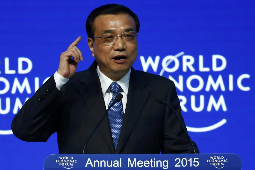 Chinese Premier Li Keqiang Promises 10 Million New Jobs In 2015 Amid Slowing Growth