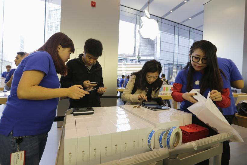 Why Apple Is Winning China: Mainland's New Middle-Class Aspirations Include Home, Car, iPhone 6