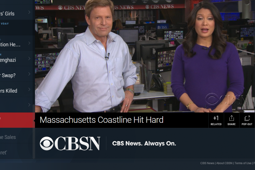 Not Cable News: CBS's 24-Hour Digital News Channel Makes Leap To TV