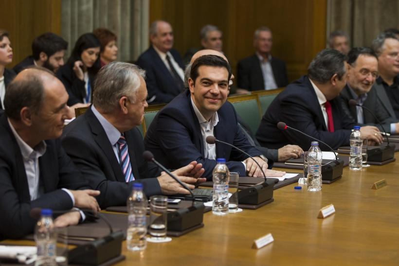 Greek Prime Minister Alexis Tsipras Vows To 'Negotiate Debt Relief' After Syriza Victory