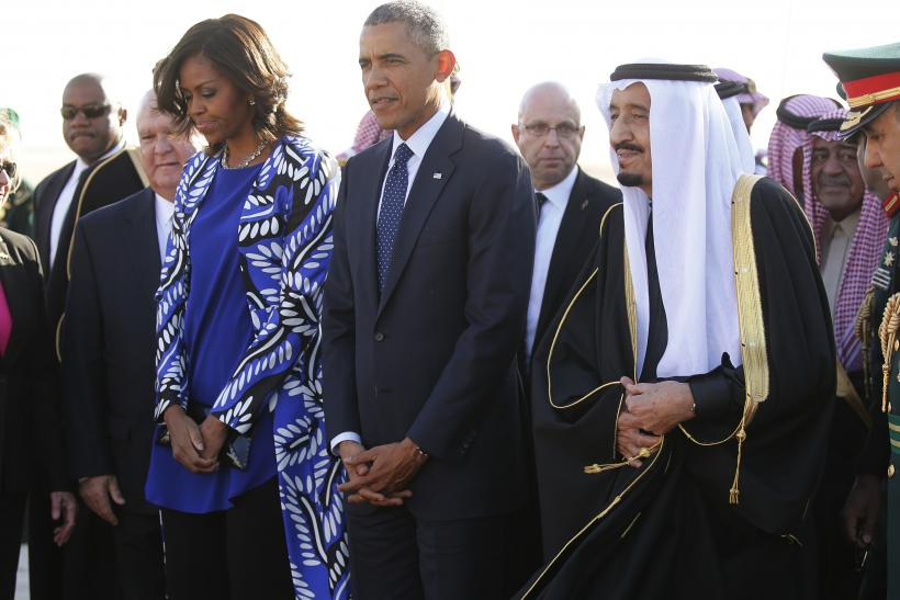 Was Michelle Obama Blurred Out On Saudi TV? Local Officials Say She Was Not