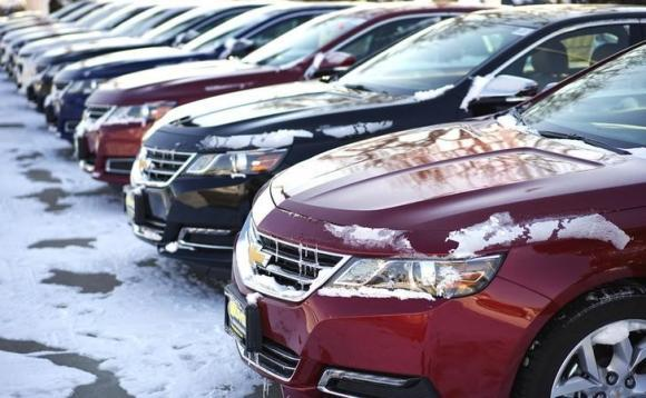 Blizzard Had Little Impact On US Auto Sales