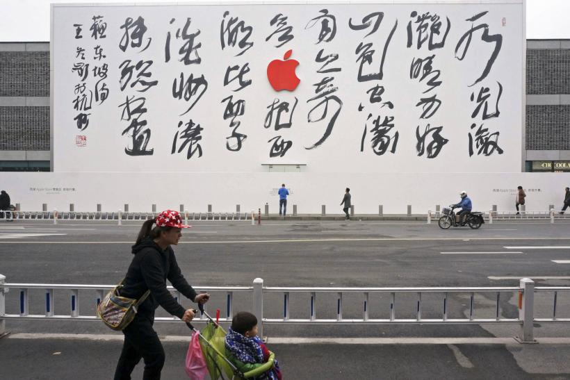 Apple Inc. Is Now The No. 1 Luxury Brand Among China's Millionaires, Overtaking Louis Vuitton, Hermes