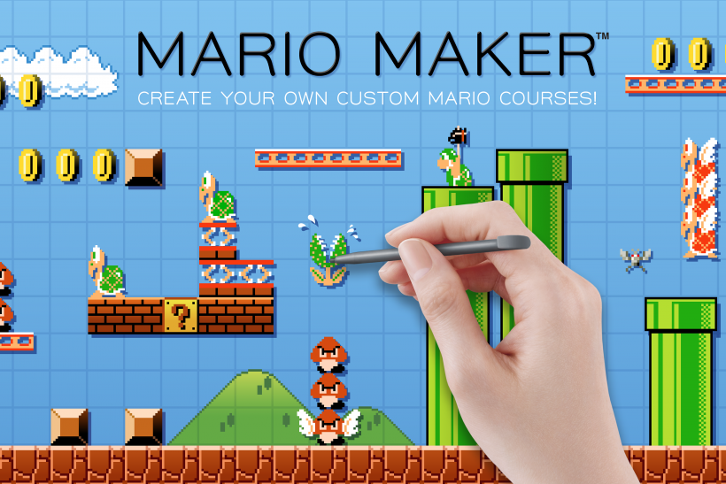 'Mario Maker' Game Release Date May Be Delayed To Second Half Of 2015