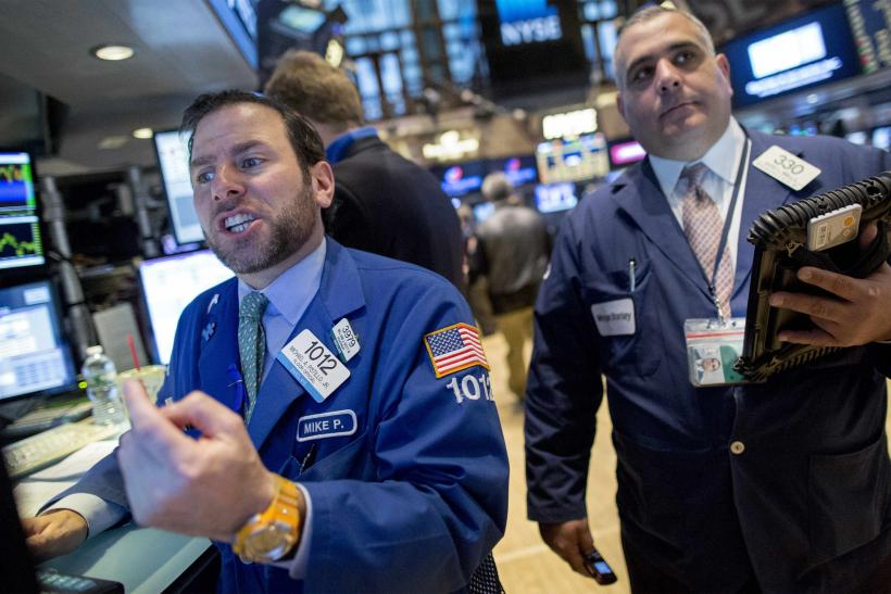 US Stocks Drop Amid Global Economic Worries