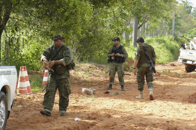 German Couple In Paraguay Allegedly Killed By Guerrillas